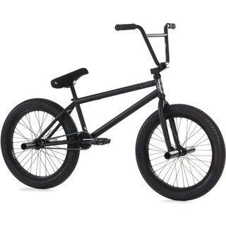 Fiend Type A+ 2020, flat translucent black - BMX Rad
