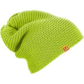 Ortovox Heavy Gauge Beanie, happy green - Mütze