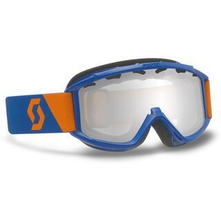 Scott Junior Hook up, Blue/Silver Chrome - Skibrille