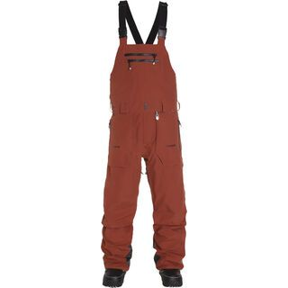Volcom Rain Goretex Overall, Rust - Snowboardhose