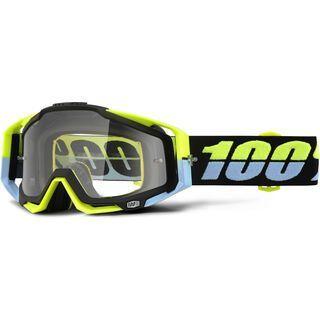 100% Racecraft, antigua/Lens: clear - MX Brille