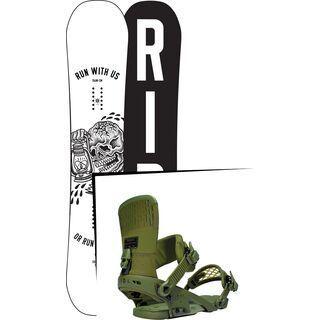 Set: Ride Burnout 2017 +  Rodeo (1487155S)