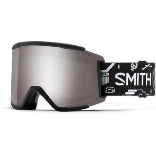 Smith Squad XL inkl. WS, craig robson/Lens: cp sun platinum mir - Skibrille