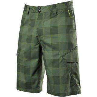 Fox Ranger Cargo Prints Short, green - Radhose