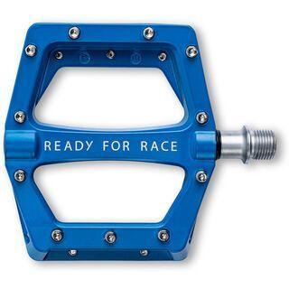 Cube RFR Pedale Flat Race blue