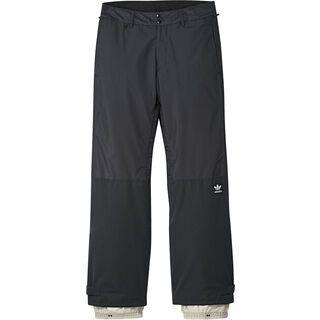 Adidas Riding Pant, carbon/cream white - Snowboardhose