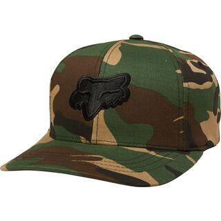 Fox Youth Legacy Flexfit Hat, camo - Cap