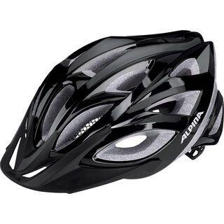 Alpina Seheos, black - Fahrradhelm