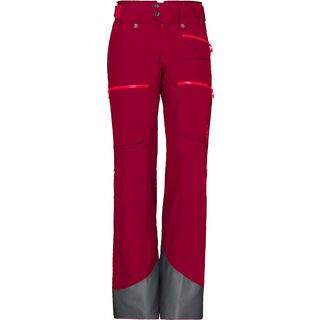 Norrona lofoten Gore-Tex insulated Pants W's, rhubarb - Skihose