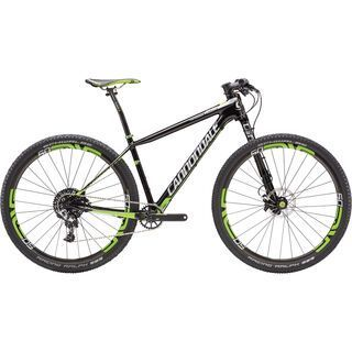 Cannondale F-SI Hi-Mod Team 27.5 2016, black/green - Mountainbike