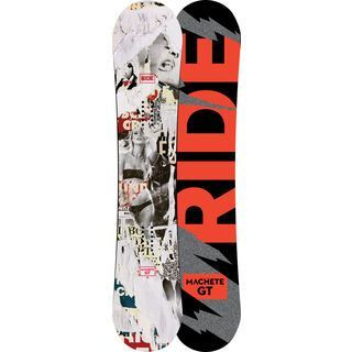 Ride Machete GT Wide 2016 - Snowboard