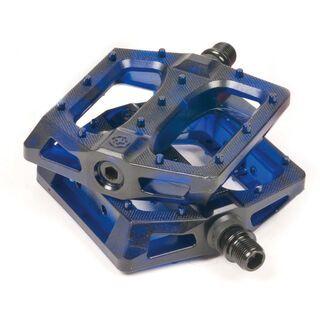 SaltPlus Stealth SB Nylon, clear-blau - Pedale