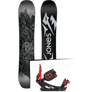 Set: Jones Ultra Mountain Twin 2019 + K2 Vandal (1919581S)