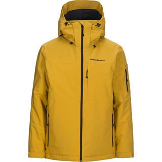 Peak Performance Maroon Jacket, smudge yellow - Skijacke