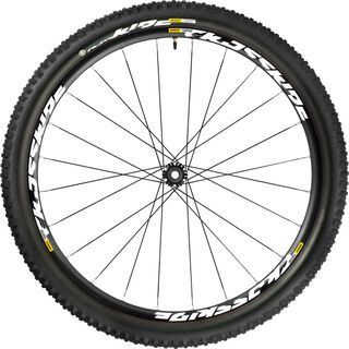 Mavic Crossride Tubeless Quest 27.5, black - Vorderrad