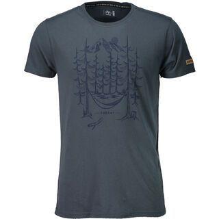 Maloja ForestM., waterfall - T-Shirt