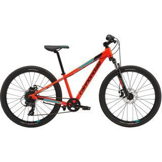 Cannondale Trail 24 Boy's 2019, acid red - Kinderfahrrad