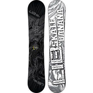 Lib Tech Skate Banana BTX 2015, Stealth - Snowboard