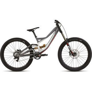 Specialized Demo 8 II 650b 2015, Gloss Dirty White/Charcoal/Rocket Red - Mountainbike