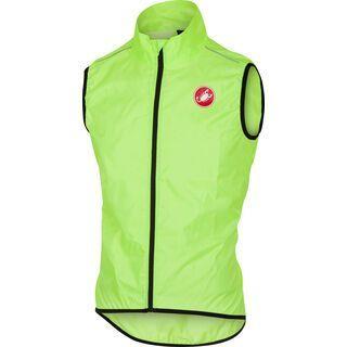 Castelli Squadra Vest, yellow fluo - Radweste