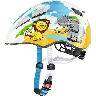 uvex kid 2, desert - Fahrradhelm