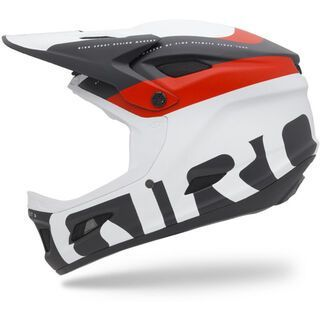 Giro Cipher, matt red/black - Fahrradhelm