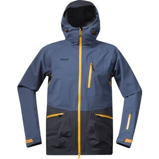 Bergans Myrkdalen Insulated Jacket, blue desert sun - Skijacke