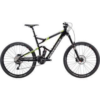 Cannondale Jekyll 27.5 4 2015, black/green/white - Mountainbike
