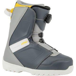 Nitro Droid Boa 2020, navy blue/grey/yellow - Snowboardschuhe
