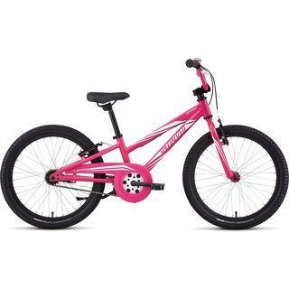 Specialized Hotrock 20 Coaster Girls 2017, pink/white - Kinderfahrrad