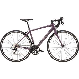 Cannondale Synapse Women's 105 5 2016, berry/grey - Rennrad