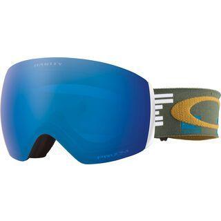 Oakley Flight Deck, disruptive blue copper/Lens: prizm sapphire iridium