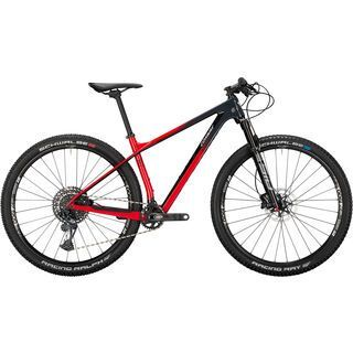 Conway RLC FS 6 2021, red/anthracite - Mountainbike