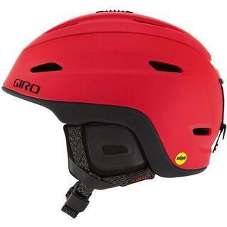 Giro Zone MIPS, matte bright red - Skihelm