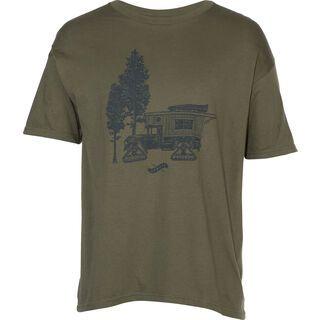 Armada Power Wagon Tee, olive - T-Shirt