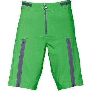 Norrona fjørå super lightweight Shorts, green mamba - Radhose