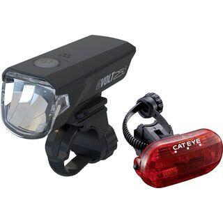 Cateye GVolt 25 C + Omni 3G Beleuchtungsset