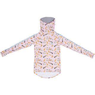 Eivy Icecold Winter Gaiter Top, pink feline - Unterhemd