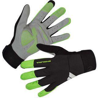 Endura Windchill Glove, neon-grün - Fahrradhandschuhe