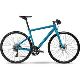BMC Alpenchallenge 01 Three 2020, azure - Fitnessbike