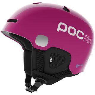 POC POCito Auric Cut SPIN, fluorescent pink - Skihelm