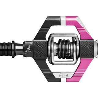 Crank Brothers Candy 7, pink/schwarz - Pedale