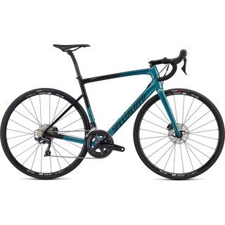 Specialized Tarmac Disc Comp Sagan Collection 2019, dark teal/charcoal - Rennrad
