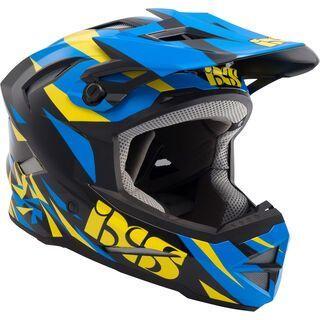 IXS Metis Moss, blue - Fahrradhelm