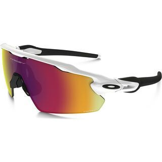 Oakley Radar EV Path Prizm Cricket, polished white - Sportbrille