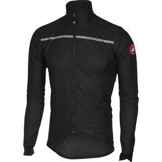 Castelli Superleggera Jacket, black - Radjacke