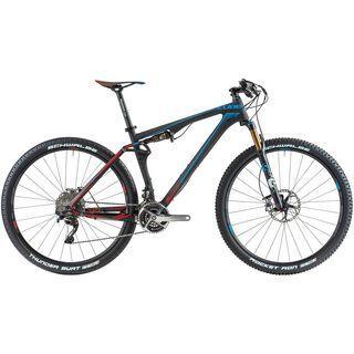 Cube AMS 100 Super HPC SLT 29 2014, zeroblack - Mountainbike