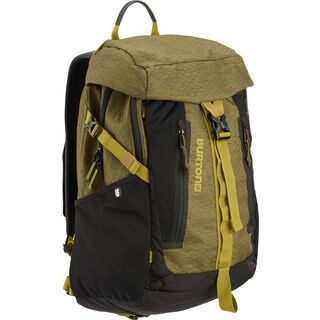 Burton Day Hiker Pinacle, jungle heather/diamond ripstop - Rucksack