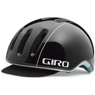 Giro Reverb, black/industrial green - Fahrradhelm