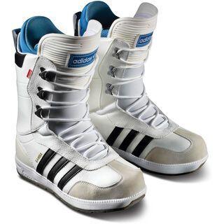 Adidas The Samba, Running White/Black/Bluebird - Snowboardschuhe